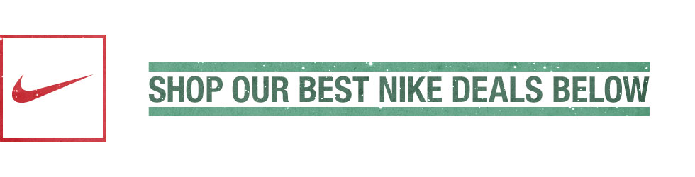 Shop Our Best Nike Holiday Deals Below