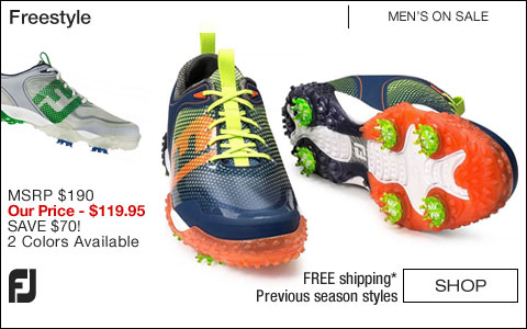 FJ Freestyle Golf Shoes - ON SALE