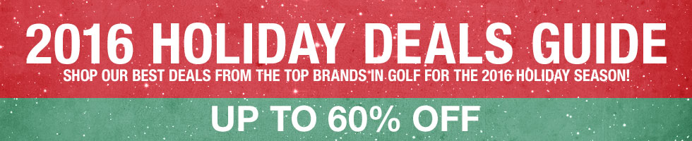 Golf Locker's 2016 Holiday Shopping Guide