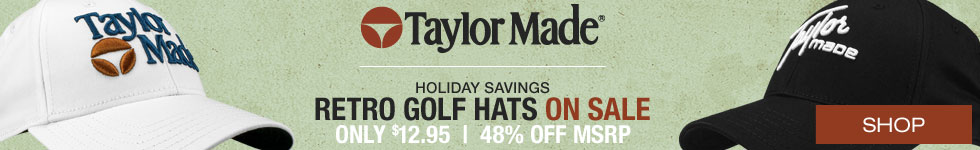 TaylorMade Golf Hats Sale