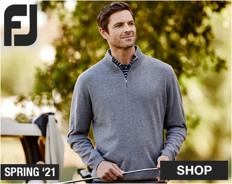 Shop All FJ Golf Apparel - Featuring Spring 2021 Styles