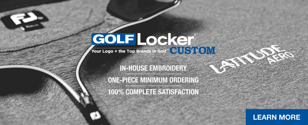 Golf Locker Custom - Your Logo + The Top Brands in Golf