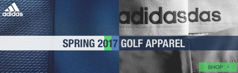 Adidas Spring 2017 Golf Apparel