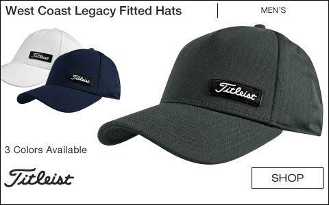 Titleist West Coast Legacy Fitted Golf Hats