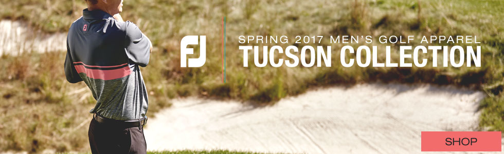 FJ Spring 2017 - Tucson Golf Apparel Collection