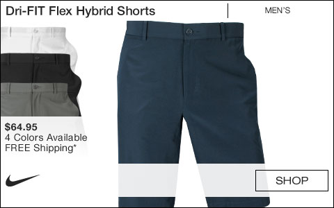 Nike Dri-FIT Flex Hybrid Golf Shorts