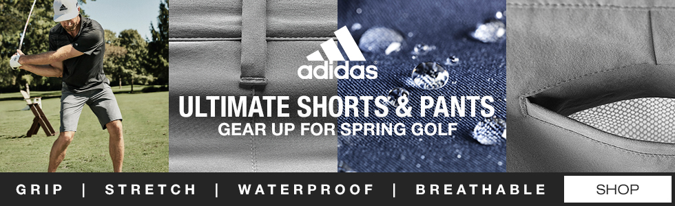 Adidas Ultimate Shorts and Pants for Spring