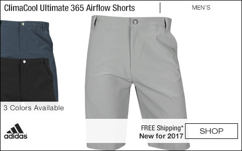 Adidas ClimaCool Ultimate 365 Airflow Golf Shorts