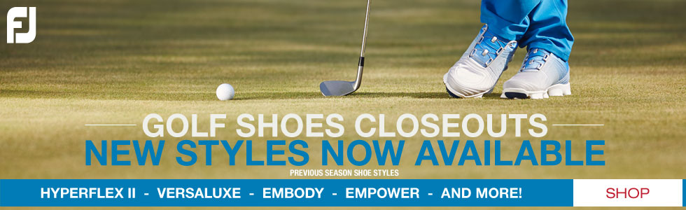 FJ Golf Shoes Closeouts
