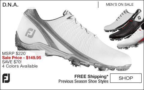 FJ D.N.A. Golf Shoes - ON SALE