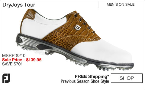 FJ DryJoys Tour Golf Shoes - ON SALE