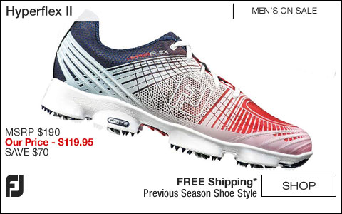 FJ Hyperflex II Golf Shoes - ON SALE