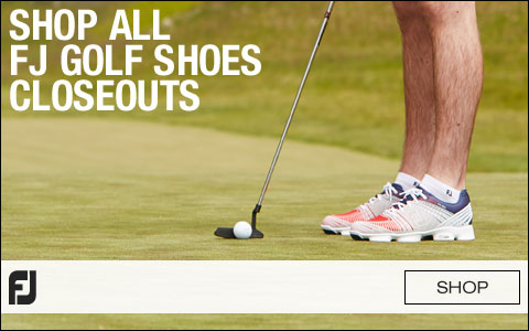 Shop All FJ Golf Shoes Closeouts