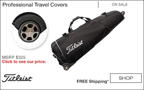 Titleist Professional Golf Travel Covers - ON SALE
