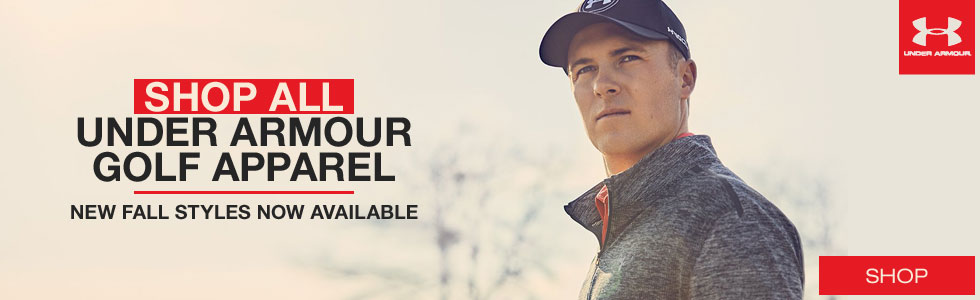 Under Armour Fall 2017 Golf Apparel - Shop Now
