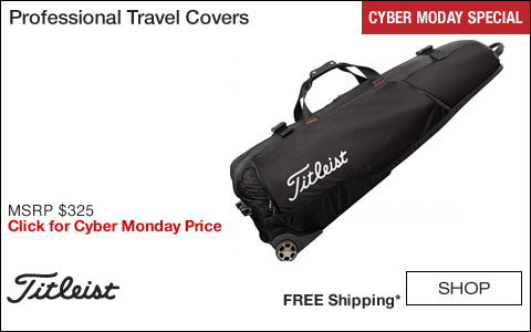 Titleist Professional Golf Travel Covers - CYBER MONDAY SPECIAL