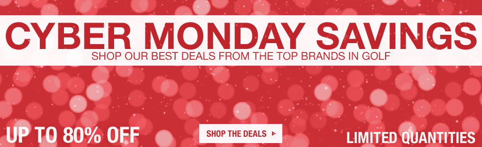 Cyber Monday Savings at Golf Locker