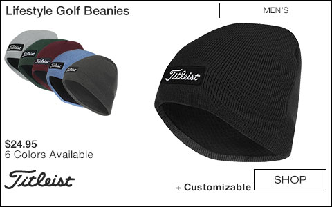 Titleist Lifestyle Golf Beanies