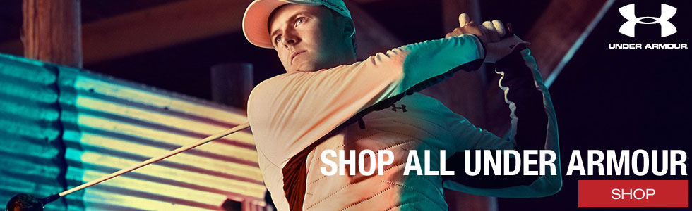 Shop All Under Armour at Golf Locker