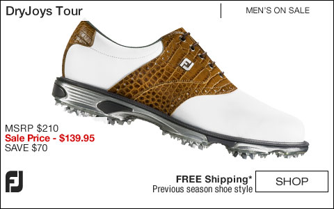 FJ DryJoys Tour Golf Shoes