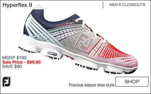 FJ Hyperflex II Golf Shoes