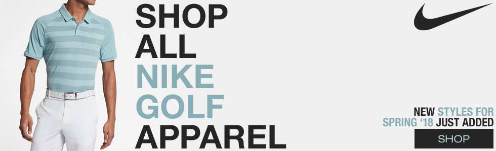 Shop All Nike Golf Apparel at Golf Locker