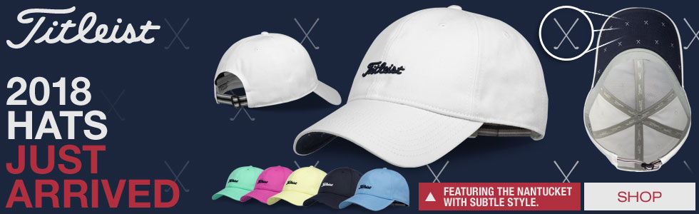884acd803 Titleist 2018 Hats Just Arrived at Golf Locker