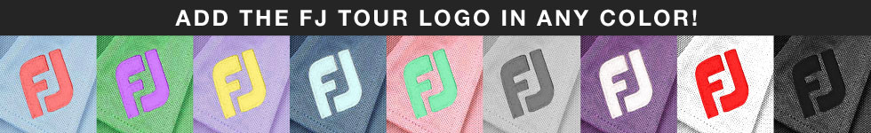 Add the FJ Tour Logo in Any Color