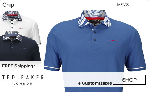 Ted Baker London Chip Golf Shirts - Free Shipping