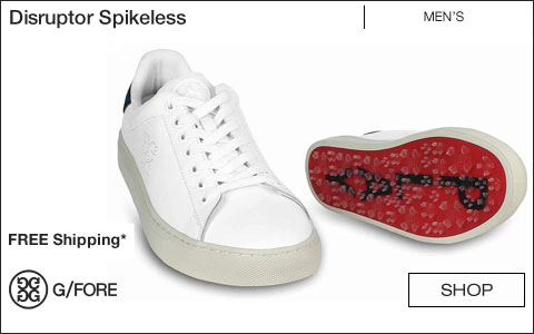 G/Fore Disruptor Spikeless Golf Shoes