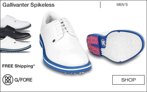 G/Fore Gallivanter Spikeless Golf Shoes