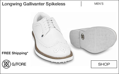 G/Fore Longwing Gallivanter Spikeless Golf Shoes