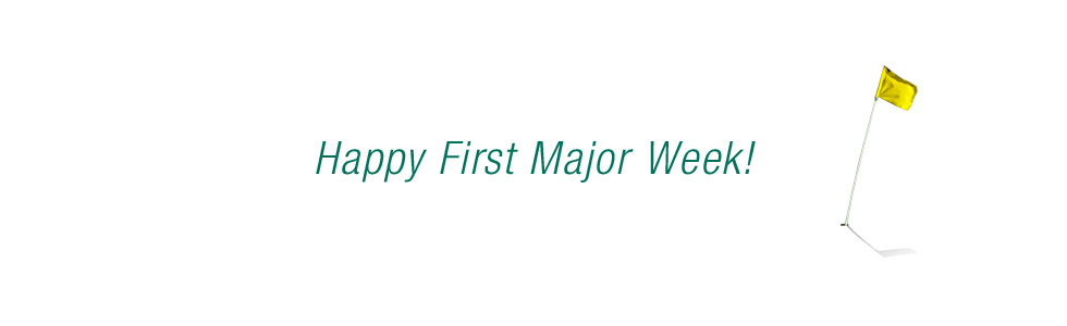 Happy First Major Week!