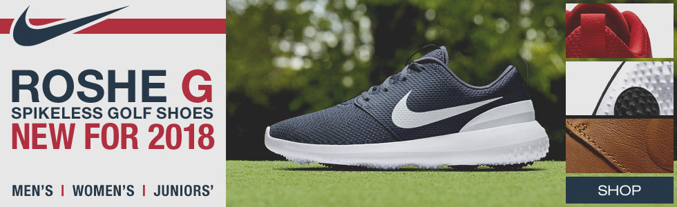 The New Nike Roshe Golf Shoes - Inventory Replenished