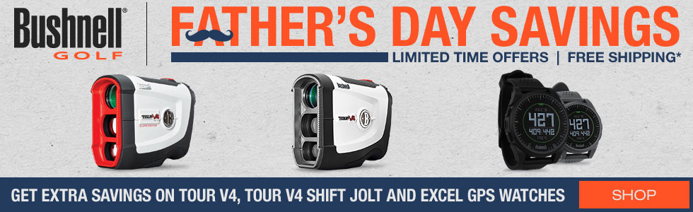 Bushnell Fathers Day Savings