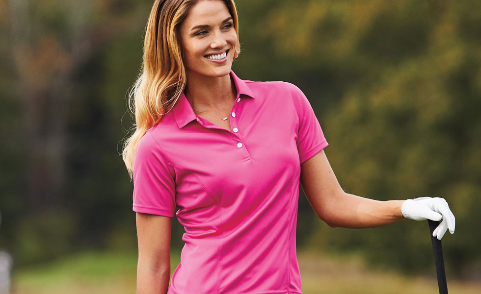 Refresh your polo selection for the new season at Golf Locker - Click to shop all women's short sleeve golf shirts in all sizes.