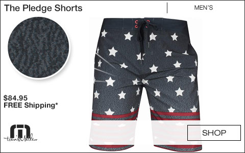 Travis Mathew The Pledge Golf Shorts