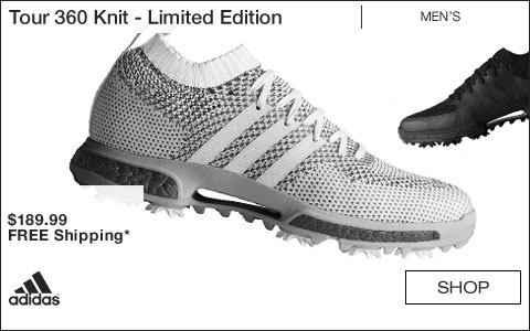 Adidas Tour 360 Knit Golf Shoes - Limited Edition
