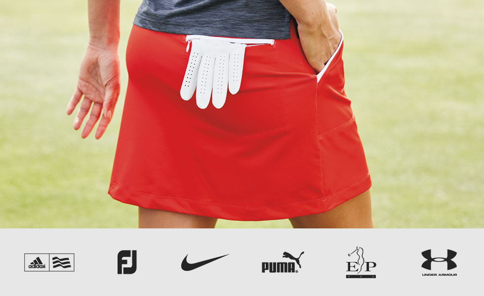 Shop All Women's Golf Bottoms by Size