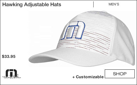 Travis Mathew Hawking Adjustable Golf Hats