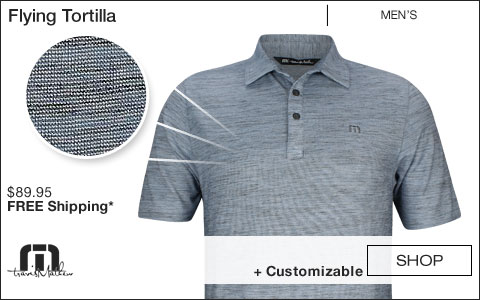Travis Mathew Flying Tortilla Golf Shirts