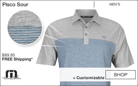 Travis Mathew Pisco Sour Golf Shirts