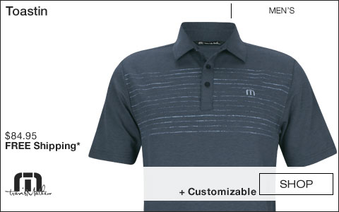 Travis Mathew Toastin Golf Shirts