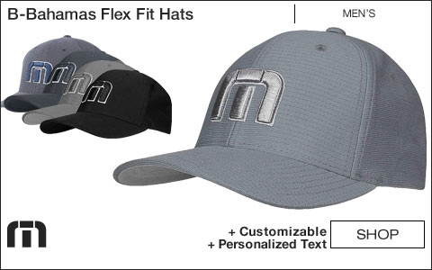 Travis Mathew B-Bahamas Flex Fit Golf Hats
