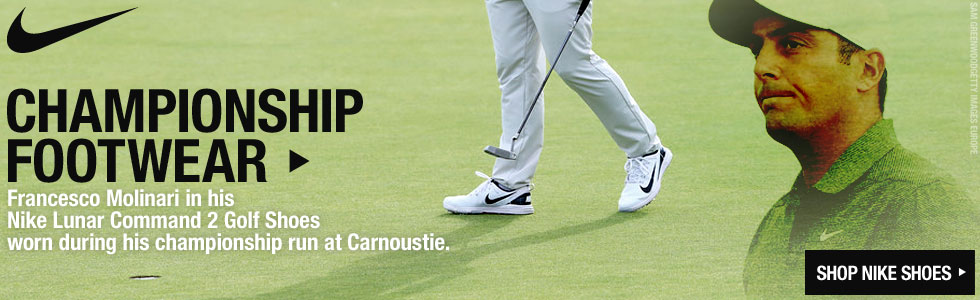 Shop All Nike Golf Shoes at Golf Locker