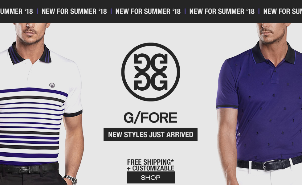 New G/Fore For Summer Just Arrived