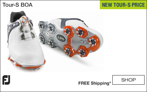 FJ Tour-S BOA Golf Shoes - New Lower Price