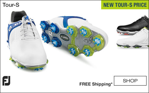 FJ Tour-S Golf Shoes - New Lower Price