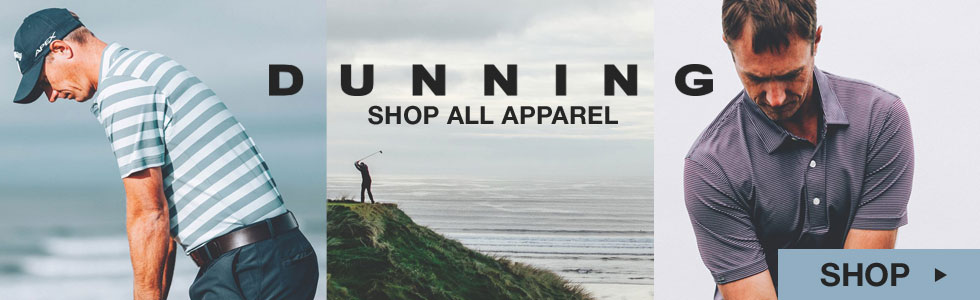 Shop All Dunning Golf Apparel