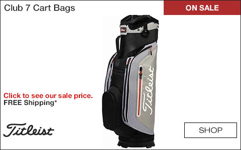 Titleist Club 7 Cart Golf Bags - ON SALE